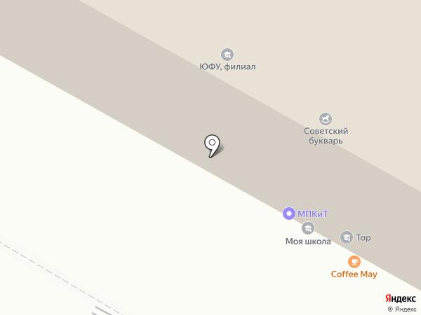 ГГС-Хазар на карте Геленджика