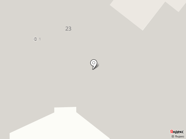 ЖЭУ-5 на карте Фрязино