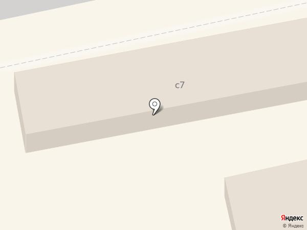 Магазин мужской одежды на карте Щёлково