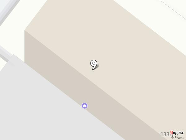 СК Солнце на карте Геленджика