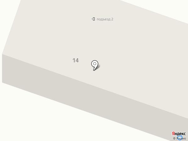 Спектр на карте Макеевки