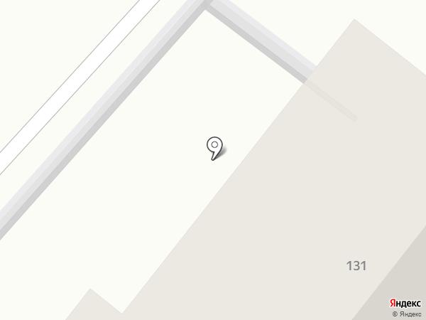 Райский уголок на карте Геленджика