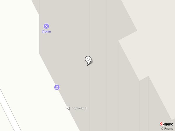 Почтовое отделение №141196 на карте Фрязино