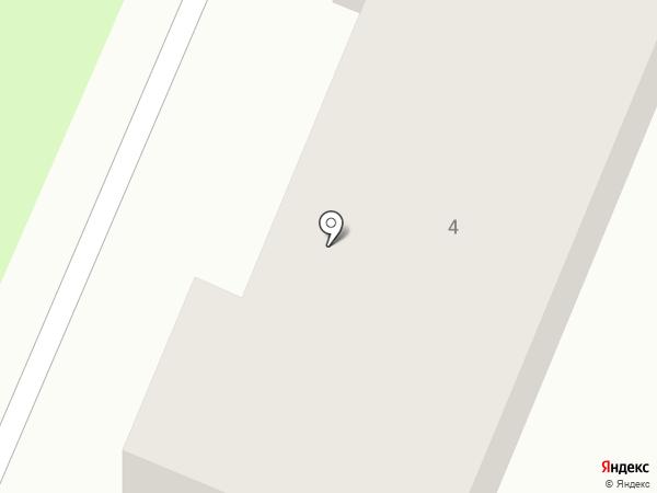 Продовольственный магазин на ул. 5-й квартал на карте Макеевки