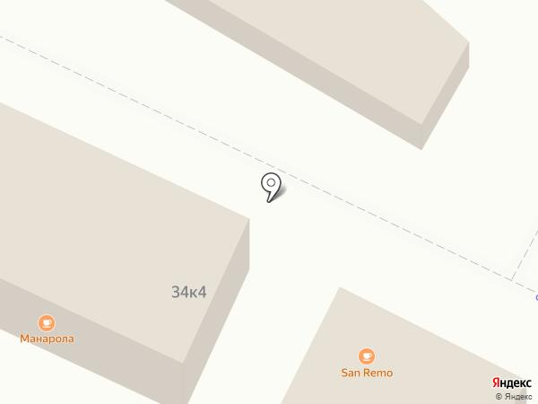 Sanremo на карте Геленджика