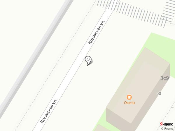Fabrica на карте Геленджика