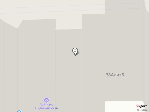Дидал-Сервис на карте Геленджика