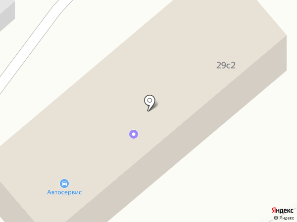 ЧИЖово на карте Фрязино