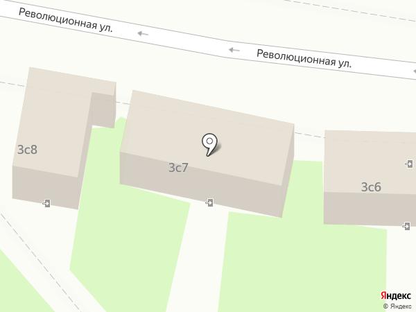 Гурманофф на карте Геленджика