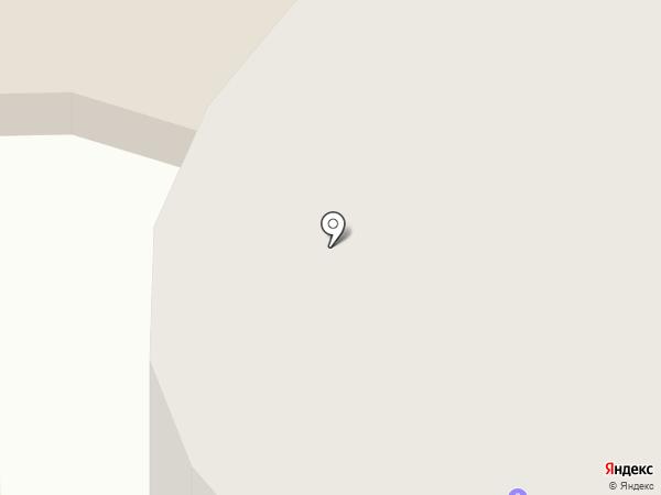 Акватория на карте Геленджика