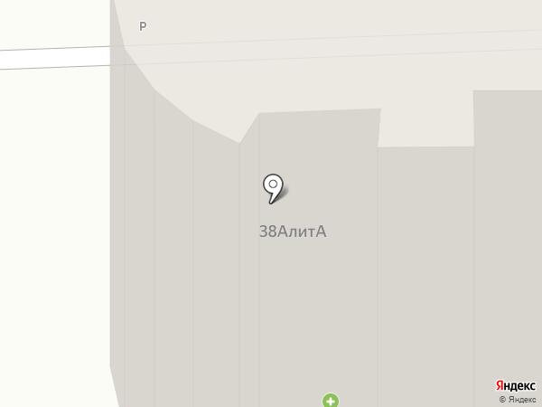 Город на карте Геленджика