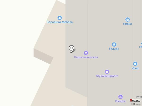 www.айфирма.рф на карте Фрязино