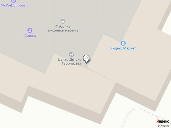 Поиск на карте Фрязино