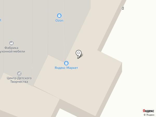 HardGym на карте Фрязино