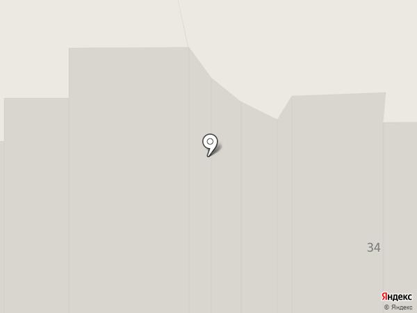 Альбатрос на карте Геленджика