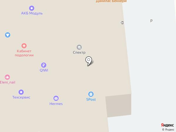 Doorsun.ru на карте Жуковского