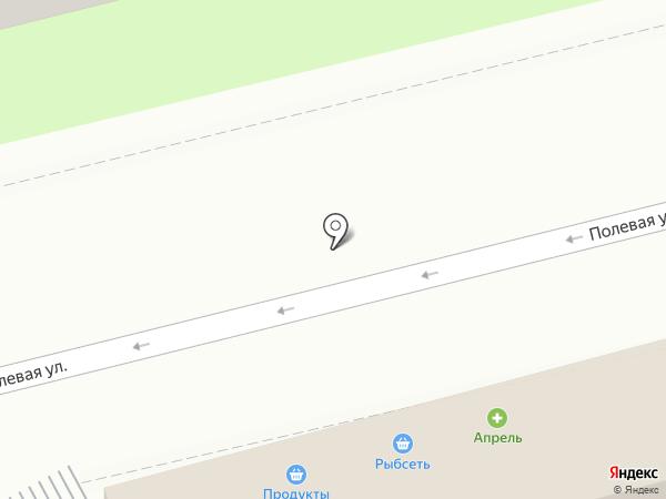 Алекс Фарм на карте Геленджика