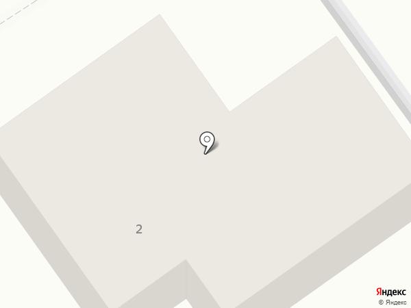 Парус на карте Геленджика
