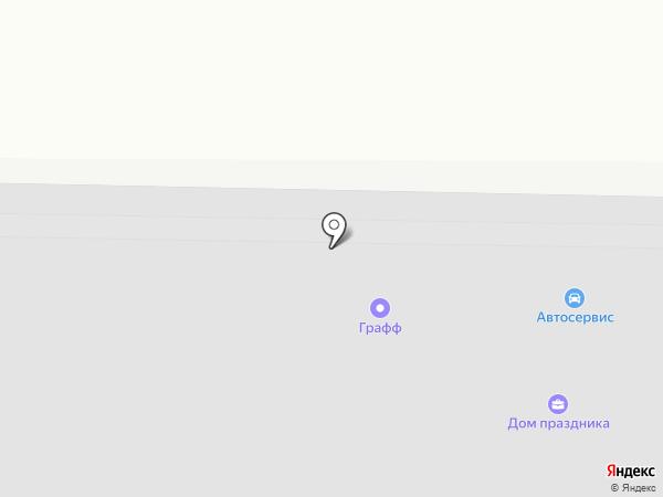 На Леселидзе на карте Геленджика