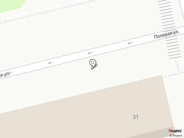 Киоск печатной продукции на карте Геленджика