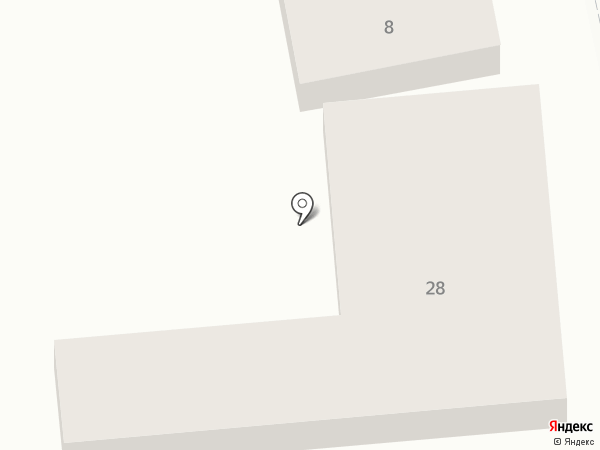 Сапфира на карте Геленджика