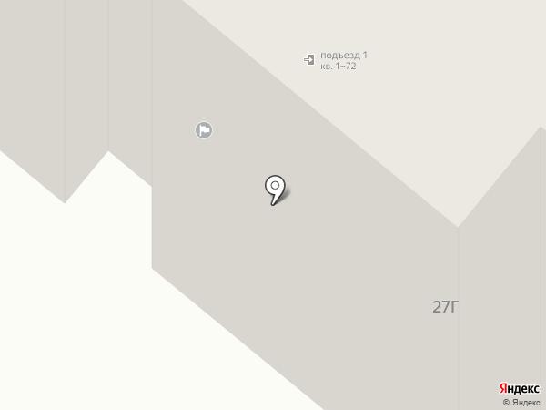 ЖЭУ №4 на карте Фрязино