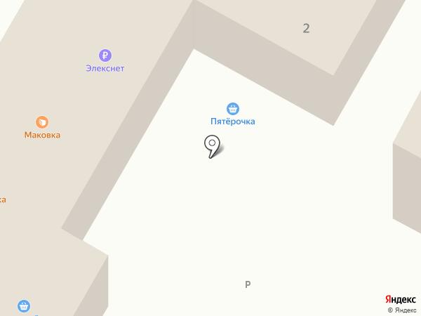 ЮКАНС на карте Быково