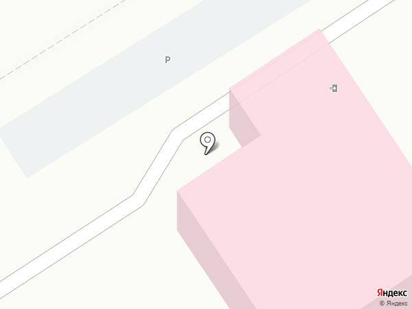 Нефрос на карте Геленджика