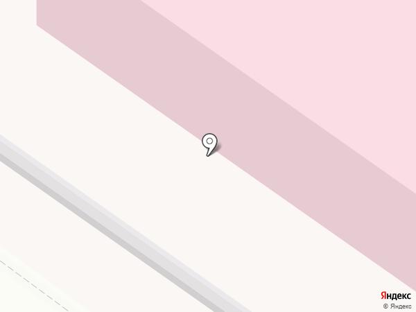 ЮГРОСС на карте Геленджика