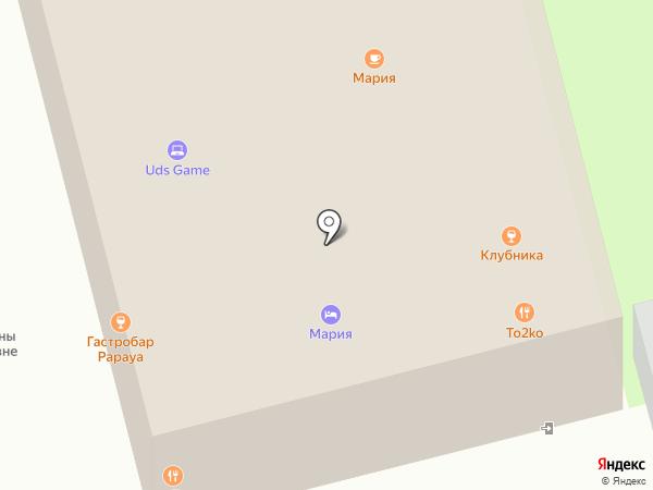 Music Hall на карте Геленджика