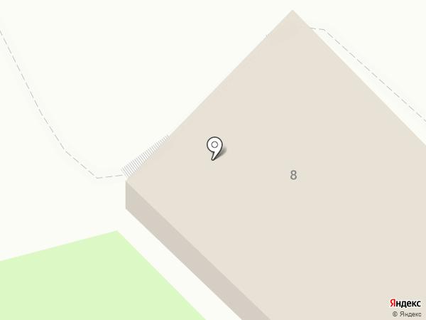 Дельфин на карте Геленджика