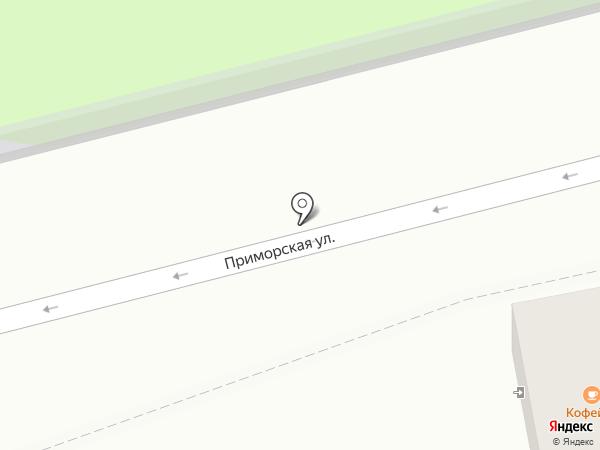 Эстетикс Лайф на карте Геленджика