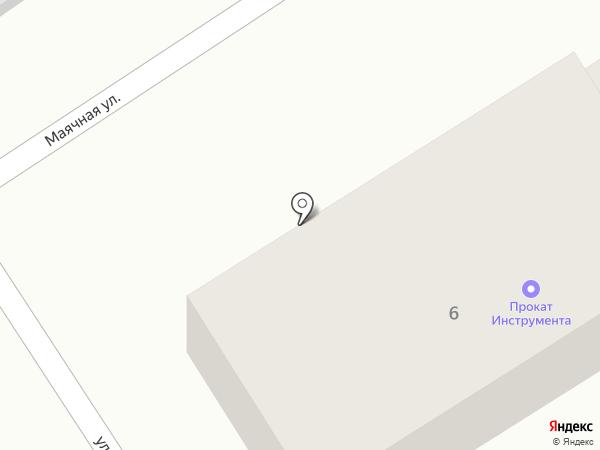 Владос на карте Геленджика