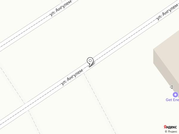 Шашлычный двор на карте Геленджика