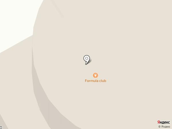 Formula на карте Геленджика