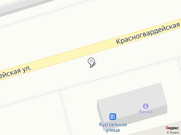 Apple-My на карте Геленджика
