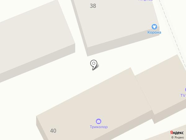 ТВ плюс на карте Геленджика
