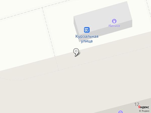 Управление социальной защиты населения Министерства социального развития и семейной политики Краснодарского края в городе-курорте Геленджике на карте Геленджика