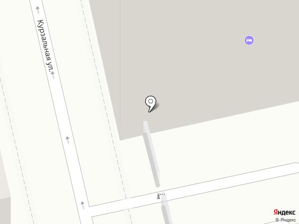 Дента Люкс на карте Геленджика