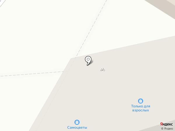 Pion на карте Геленджика
