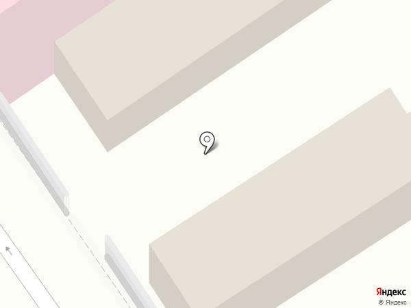 Караван-сарай на карте Геленджика
