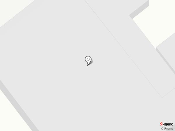 Укрремстрой на карте Макеевки
