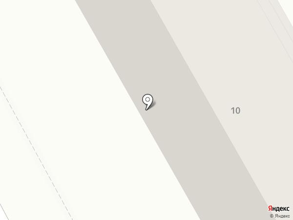 Сакура на карте Макеевки