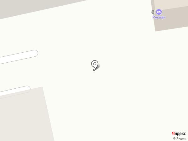 Руслан на карте Геленджика