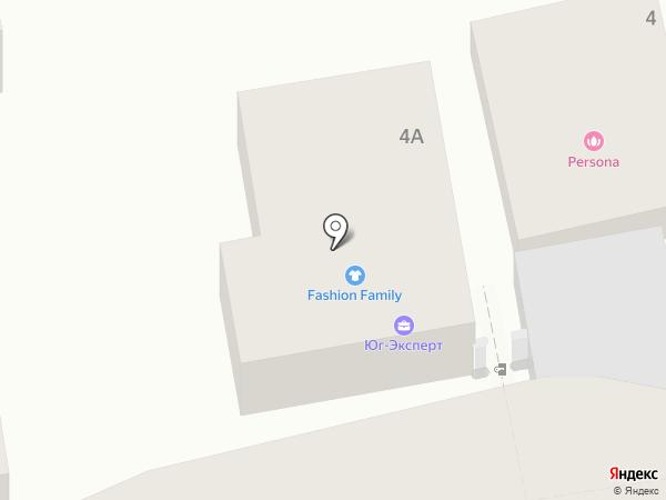 VERITAV на карте Геленджика