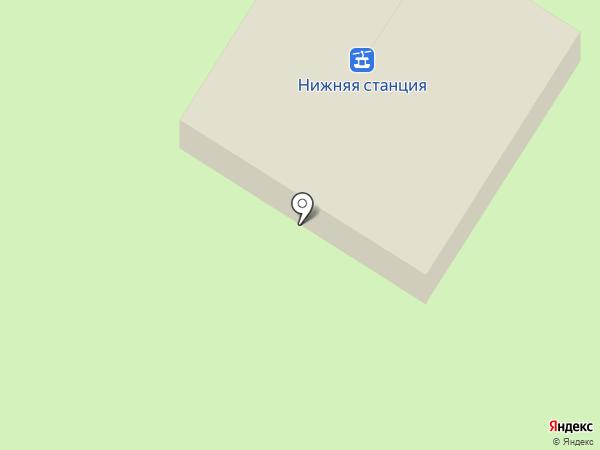 Сафари-Парк на карте Геленджика