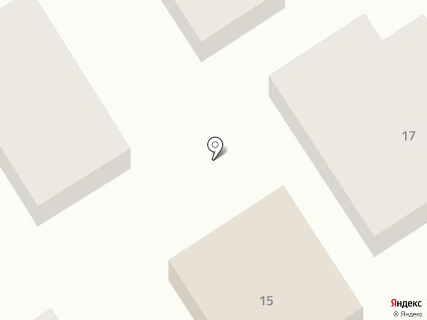 La Roma на карте Геленджика