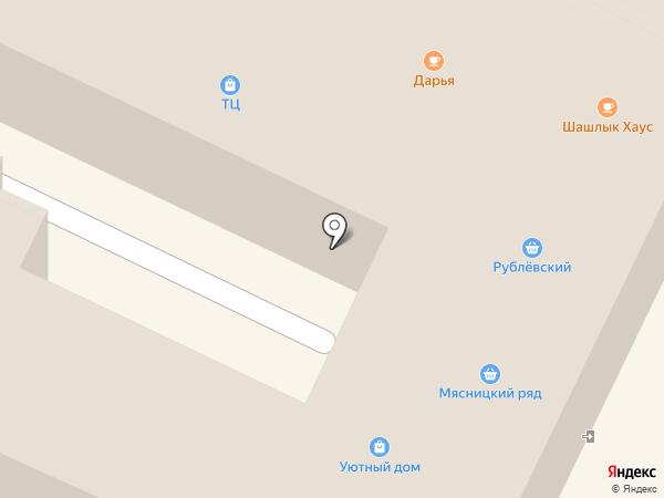 Магазин алкогольной продукции на карте Жуковского