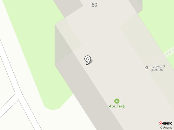IQ007 на карте Геленджика