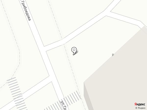 Автомойка на карте Геленджика